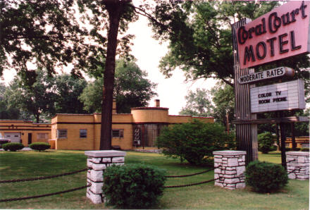 Coral Court Motel, Marlborough, MO (1992)